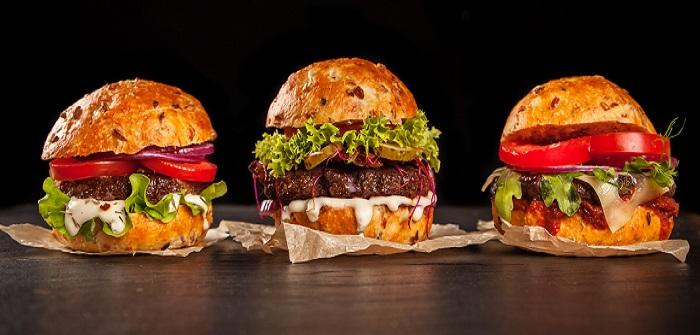 Trotz Skandale und Vorkommnisse, lecker Burger