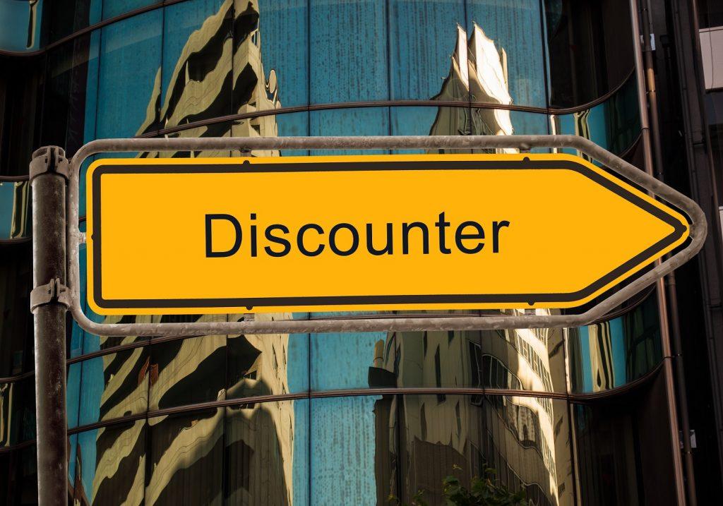 Discounter, Einzelhandel, kann nicht dafür, wenn sowas geschieht. Haben aber enorme Unannehmlichkeiten