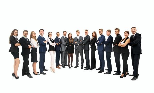 Mitarbeiter, die wissen, was von ihnen verlangt wird und wer, was zu tun hat, zeigen sich zufriedener mit sich, der Arbeit und ihren Kollegen. (#03)