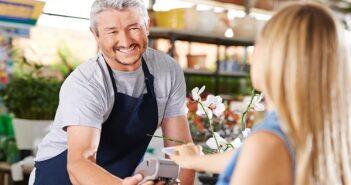 Bargeldlose Zahlungsarten im Einzelhandel auf dem Vormarsch