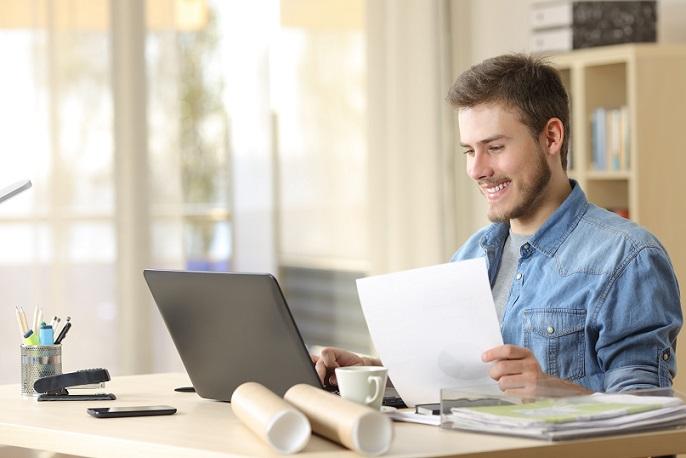 Mit einer aussagekräftigen und gut recherchierten Bewerbung ist es leicht, den Job Manager im Career Center des Wunschunternehmens zu beeindrucken!. (#02)