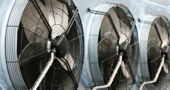 Industrieventilatoren: Frische Luft mit Druck