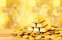 Goldbarren online kaufen: Vor- und Nachteile