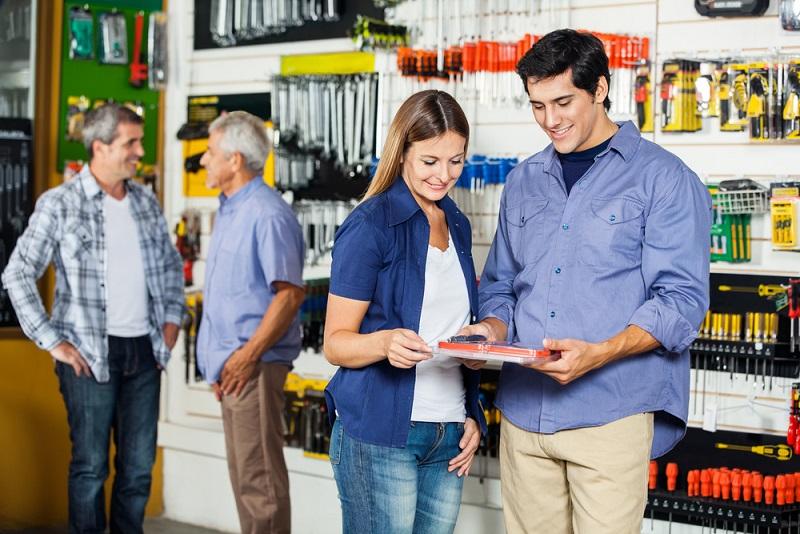 Gerade die kleinen Einzelhändler können hier mit Service und Beratung punkten.(#04)