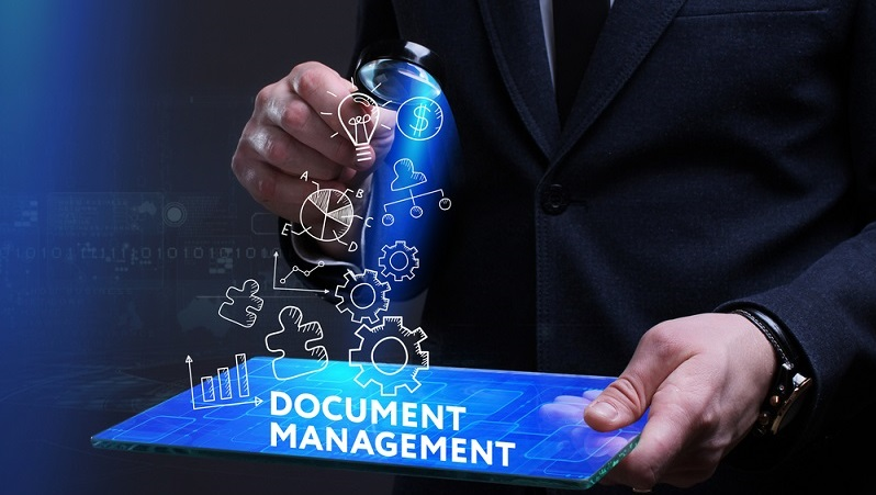 Wie bereits veranschaulicht, bringen Dokumentenmanagementsysteme viele Vorteile für ein Unternehmen mit sich. Besonders im Einzelhandel ist Zeit bares Geld. (#01)