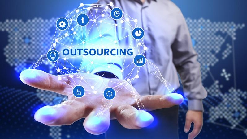Beim Outsourcing stehen unterschiedliche Formen zur Auswahl. Welches Modell für den individuellen Fall geeignet ist, richtet sich nach der Größe und dem Hintergrund des betroffenen Unternehmens. (#02)Beim Outsourcing stehen unterschiedliche Formen zur Auswahl. Welches Modell für den individuellen Fall geeignet ist, richtet sich nach der Größe und dem Hintergrund des betroffenen Unternehmens. (#02)