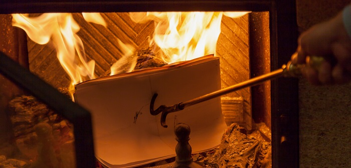 Brennmaterial aus Altpapier: Die gesetzlichen Bestimmungen