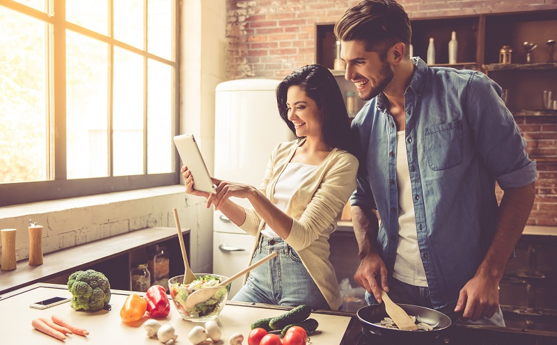 Auch nimmt das Tablet gegenüber anderen Konsumgüter eine dominierende Stellung ein. (#01)