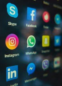 Einer der wichtigsten Trends sind Soziale Netzwerke. (#04)