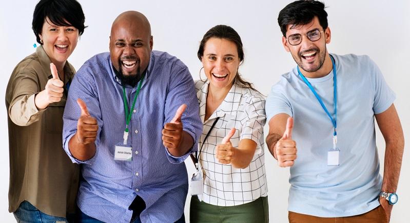 Aktives Mitdenken ist gefragt, die Angestellten sollen mögliche Veränderungen sehen und Optimierungspotenzial erkennen. Das geht aber nur im offenen Dialog und ohne Scheu, jemandem auf die Füße zu treten. (#01)