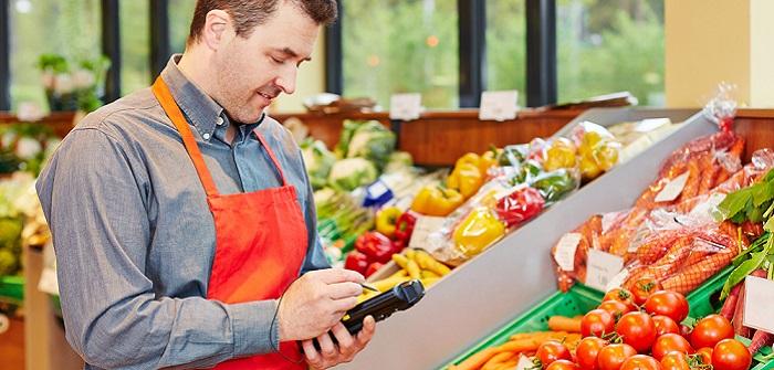 Smarte, mobile Datenerfassung in der Fertigungsindustrie