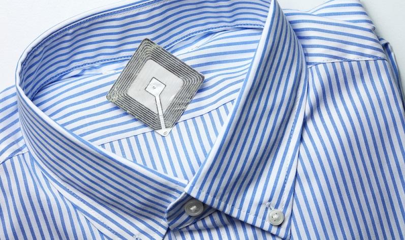 Theoretisch wäre es möglich, RFID-Chips unsichtbar in Waren zu verstecken. (#05)