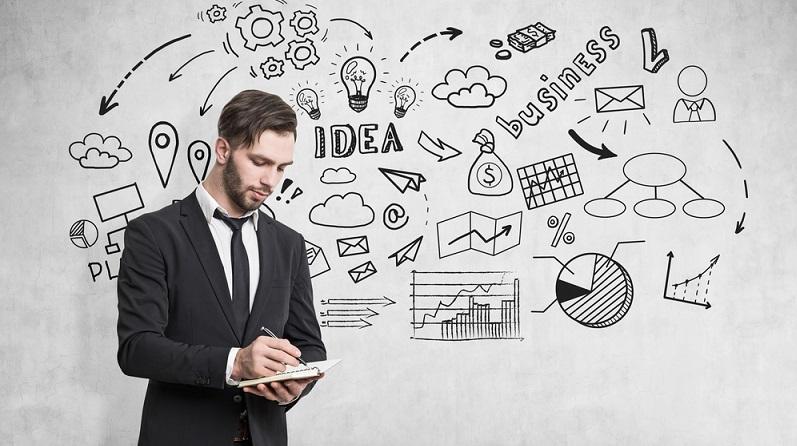 Jeder Existenzgründung geht eine Geschäftsidee voraus. Nur wer eine klare Vorstellung davon hat, welche Produkte oder Dienstleistungen er anbieten will, wird ein erfolgreiches Unternehmen gründen. (#01)