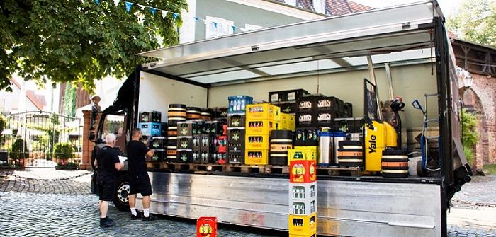 Getränkehandel: Online Bestellungen im Vormarsch