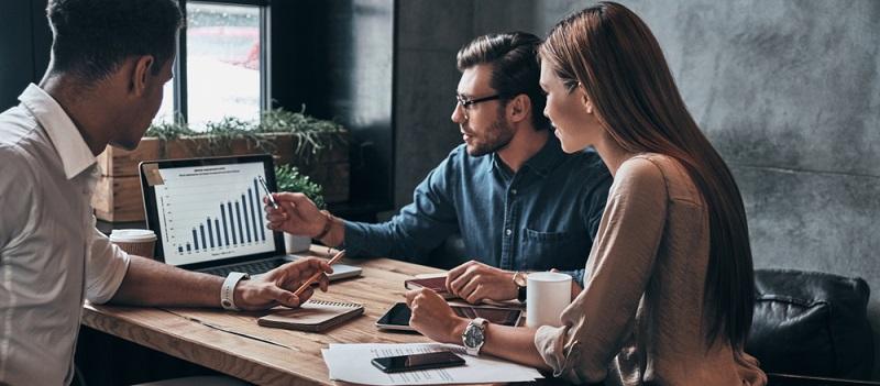 Von monatlichen Zyklen bis hin zu einem kompletten Jahresabschluss kann durch die Konsolidierung das Finanzwesen Ihres gesamten Unternehmens geplant werden.