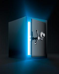 Tresorbauer empfehlen einen Tresor mit LED-Beleuchtung und Bewegungsmelder für mehr Komfort und einen niedrigen Energieverbrauch. (#01)