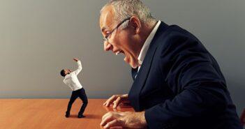 5 Führungsverhalten, die nicht entschuldbar sind