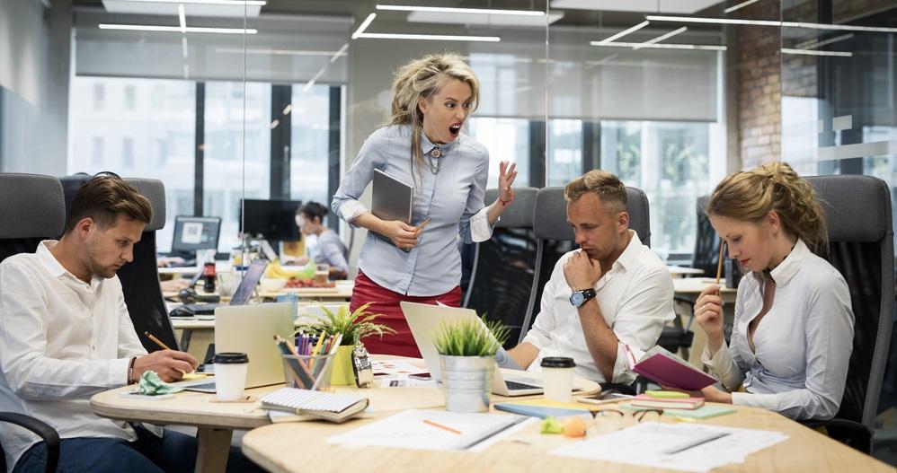 Situatives Führen funktioniert nur, wenn eine gewisse Sympathie zwischen Mitarbeitern und Vorgesetztem vorhanden ist.