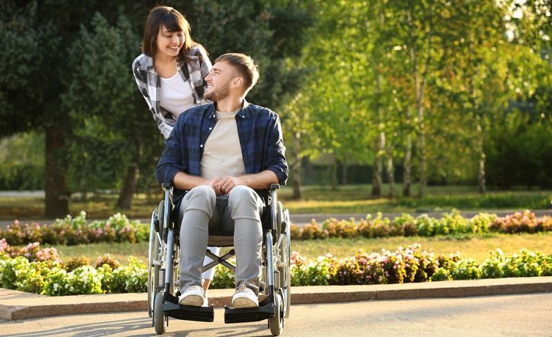 Zusätzliche Urlaubstage für Schwerbehinderte.