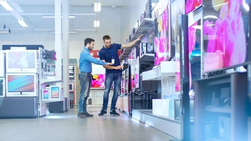 Früher einmal wurde ein Produkt im Laden gekauft. Der Kunde ging eventuell durch mehrere Geschäfte, verglich die Angebote und Preise.