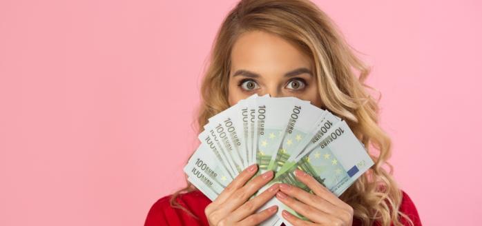 Wie komme ich schnell an Geld? Ohne Einsatz!