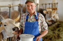 Milchmengenmessung steigert nachhaltig die Produktionsmenge