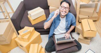 Online Shop eröffnen: Vorüberlegungen und erste Schritte (Foto: Shutterstock- paulaphoto_)