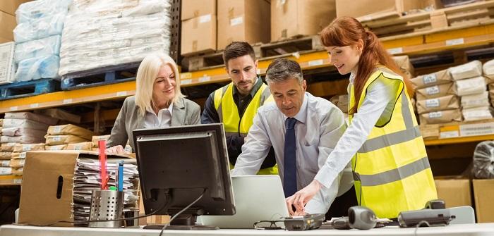 Fachkaufmann für Einkauf und Logistik: Dieses Gehalt ist möglich (Foto: Shutterstock- wavebreakmedia)