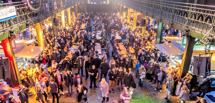 Eines der bekannteren Beispiele für den Einzelhandel in Deutschland: Aale Dieter vom Fischmarkt in Hamburg-Altona. (Foto: shutterstock - geogif)